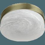 PAMELA Ø230mm alabaster