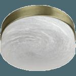 PAMELA Ø280mm alabaster