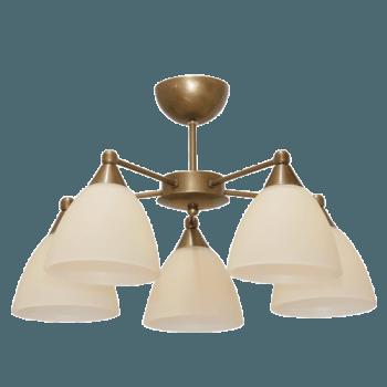 Осветително тяло за таван полилеи серия - Omega 1  -  208715