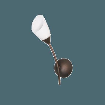Осветително тяло за стена серия - Aura 1xE14, Патина