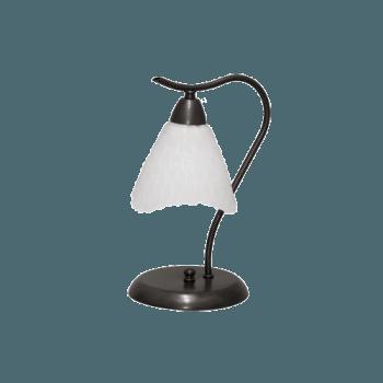 Настолна лампа серия - Olivia graphit