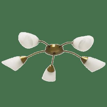 Осветително тяло за таван полилеи серия - Sigma 2 Gold