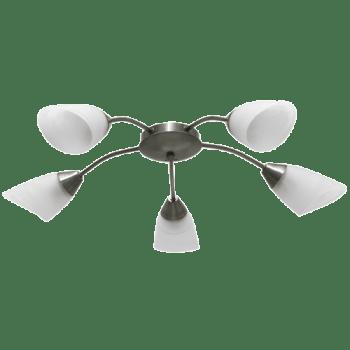 Осветително тяло за таван полилеи серия - Stainless steel
