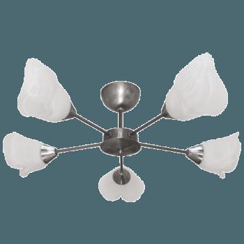 Осветително тяло за таван полилеи серия - Epsilon 2 Stainless Steel