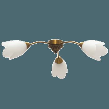 Осветително тяло за таван полилеи серия - Delta gold