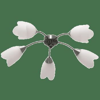 Осветително тяло за таван полилеи серия - Delta Stainless steel