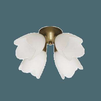 Осветително тяло за таван полилеи серия - Spring gold