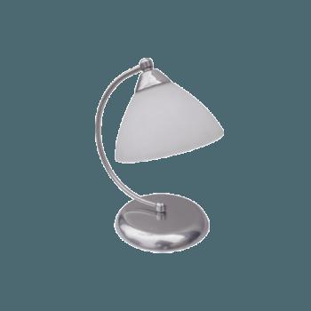 Настолна лампа серия - Veronika 1xE27, Хром