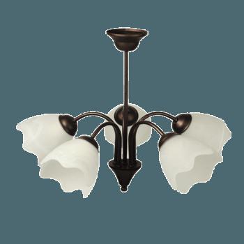 Висящо осветително тяло полилеи серия - Alfa 202315