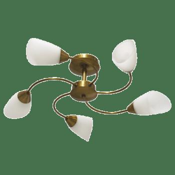 Осветително тяло за таван полилеи серия - Aura 2 gold