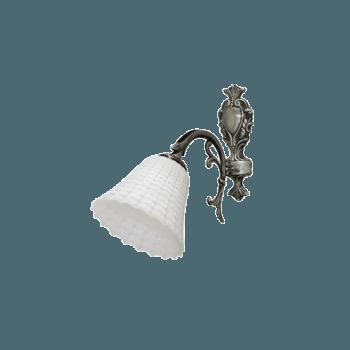 Осветително тяло за стена серия - Anna silver