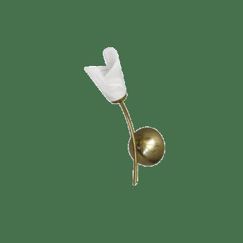 Осветително тяло за стена серия - Grande 2 brass