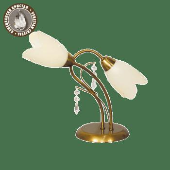 Настолна лампа серия - Fiona gold