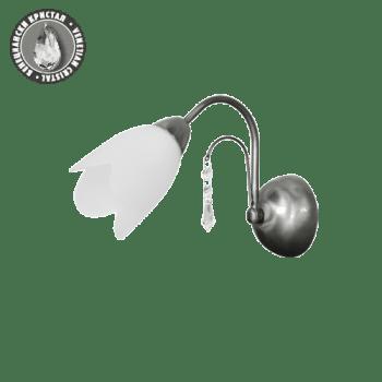 Осветително тяло за стена серия - Fiona Stainless Steel
