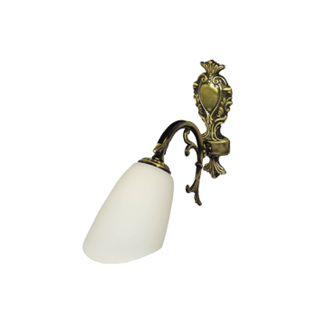 Осветително тяло за стена серия - Parla brass