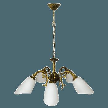 Висящо осветително тяло полилеи серия - Parla gold