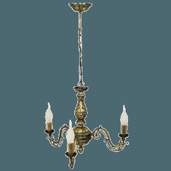 Висящо осветително тяло полилеи серия - Cesar gold 205803