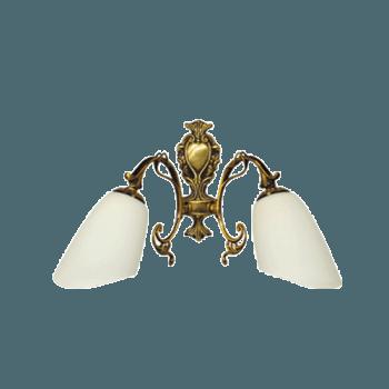 Осветително тяло за стена серия - Odessa gold