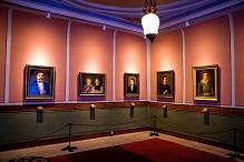 Вътрешен светлинен дизайн Къща музей
